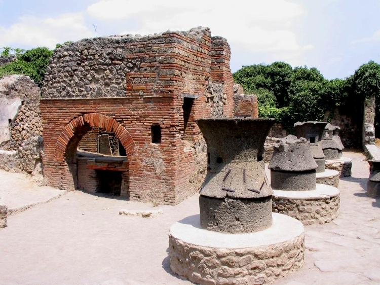 pompeii-bakers