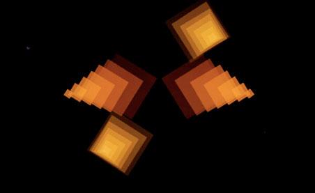 still from geometric animation