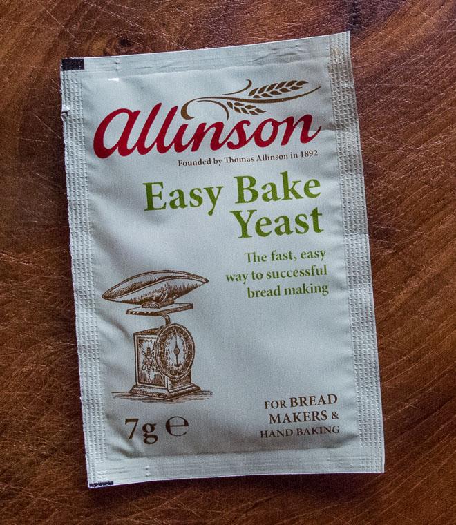 Easy Bake Yeast