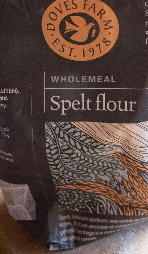Doves Spelt Flour